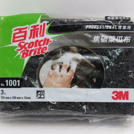 商品圖:百利焦碳菜瓜布